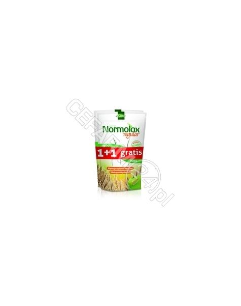 HERBAPOL LUB Normolax regular smak jabłkowy 100 g +100 g