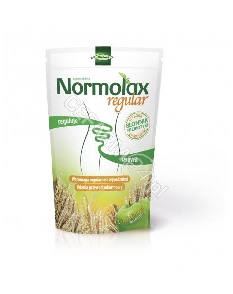 HERBAPOL LUB Normolax regular smak jabłkowy 100 g