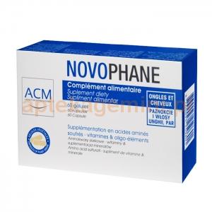 PERFFARMA SP. Z O.O. Novophane 60 kapsułek