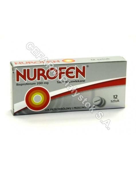 BOOTS Nurofen 200 mg x 12 tabl