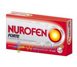 RECKITT BENCKISER (POLAND) S.A. Nurofen Forte 24 tabletki