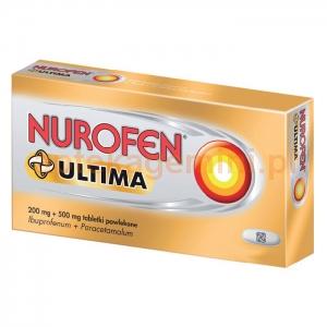 RECKITT BENCKISER Nurofen Ultima, 24 tabletki