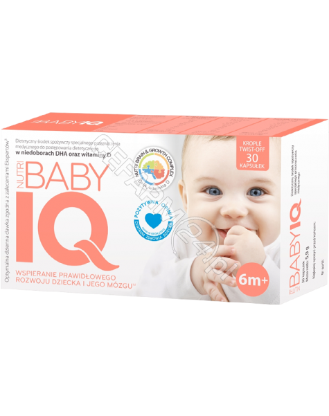 VERCO Nutri Baby IQ x 30 kaps