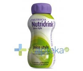 N.V.NUTRICIA Nutridrink Juice Style smak jabłkowy 200ml