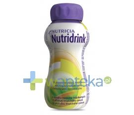 N.V.NUTRICIA Nutridrink owoce tropikalne 200ml