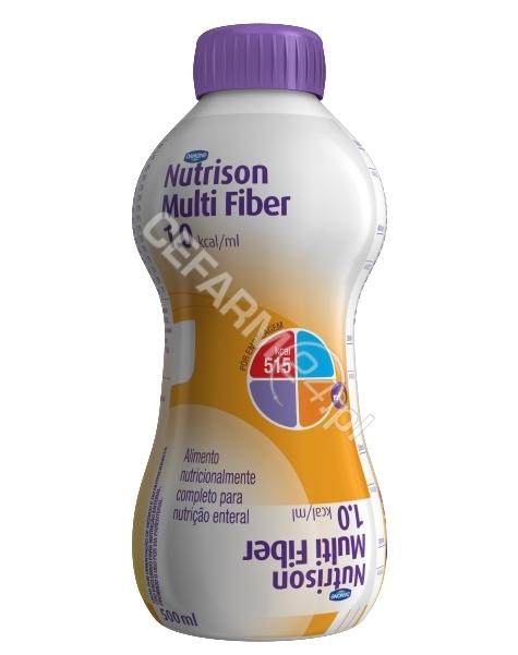 NUTRICIA Nutrison multi fibre 500 ml (butelka plastikowa)