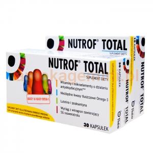 THEA Nutrof Total, 30 kapsułek + 15 kapsułek