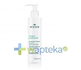NUXE NUXE Aroma Perfection Żel oczyszczający do pielęgnacji cery tłustej i mieszanej 200ml