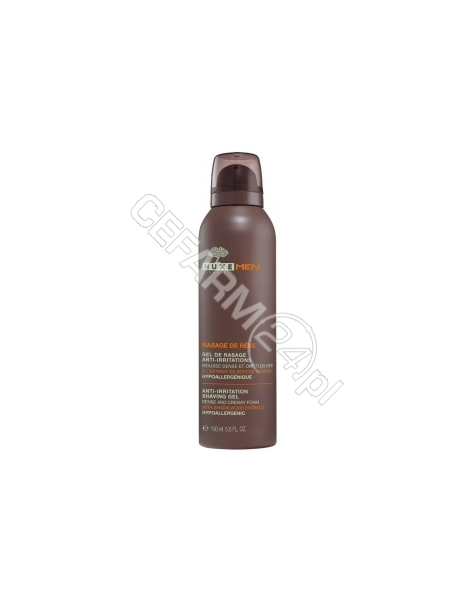 NUXE Nuxe men pianka do golenia 150 ml