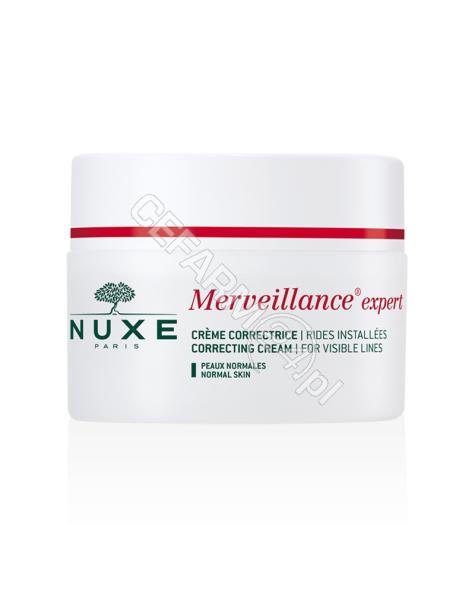NUXE Nuxe merveillance expert - krem korygujący utrwalone zmarszczki 50 ml (do skóry normalnej)