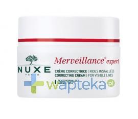 NUXE NUXE MERVEILLANCE EXPERT Krem korygujący zmarszczki skóra normalna 50ml