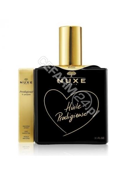 NUXE Nuxe prodigieuse huile Black - suchy olejek prodigieuse o wielu zastosowaniach 100 ml (edycja limitowana) + próbka perfum Nuxe Prodigieux 1.2 ml GRATIS !!!