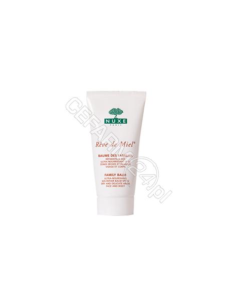 NUXE Nuxe reve de miel baume des familles - balsam dla całej rodziny 50 ml