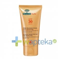 NUXE NUXE SUN Zachwycający Krem do opalania twarzy i ciała SPF30 50 ml