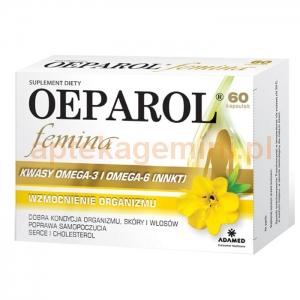 OEPAROL OEPAROL Femina, 60 kapsułek