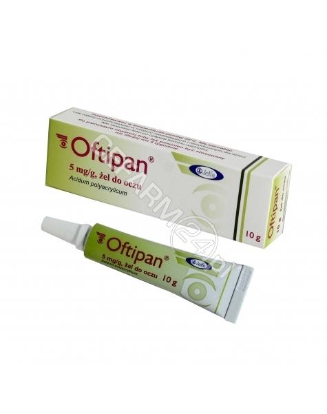 JELFA Oftipan 0,5% żel do oczu 10 g