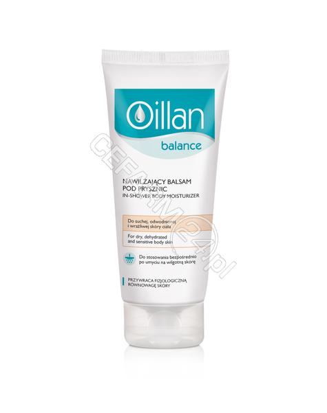 OCEANIC Oillan Balance nawilżający balsam pod prysznic 200 ml