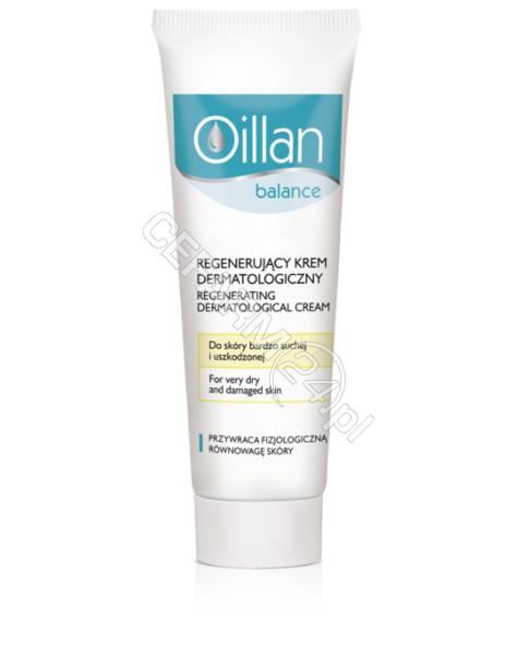 OCEANIC Oillan Balance regenerujący krem dermatologiczny 40 ml