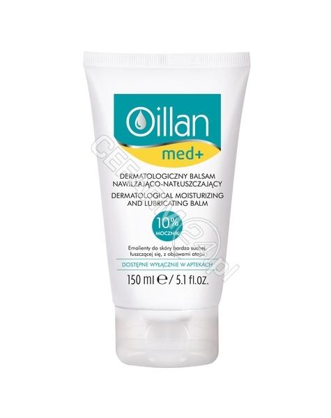 OCEANIC Oillan med+ dermatologiczny balsam nawilżająco - natłuszczający 150 ml