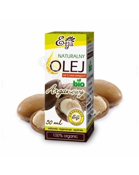 ETJA Olej arganowy naturalny BIO 50 ml