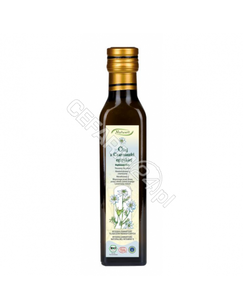 P.P.U.H.NATKO Olej z czarnuszki egipskiej Natuwit 250 ml