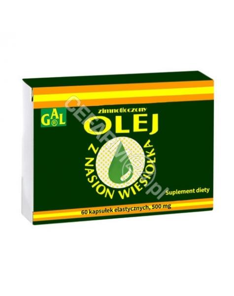GAL Olej z nasion wiesiołka x 60 kaps