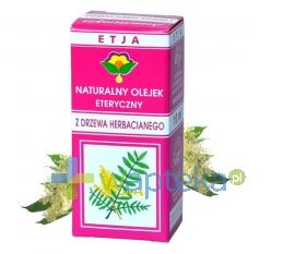 ETJA-HANDEL ART.KONSUMP.T.GLINKA Olejek eteryczny z drzewa herbacianego 10ml ETJA 8220