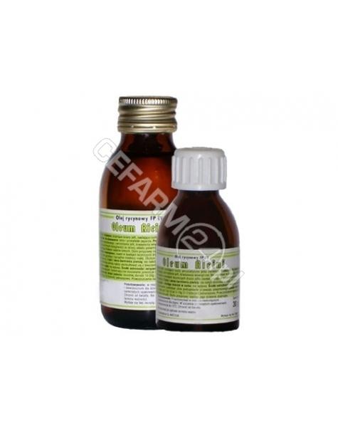 MICROFARM Oleum ricini - olej rycynowy 100 g (microfarm)
