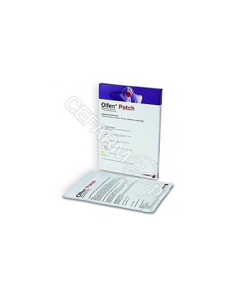 MEPHA Olfen patch plaster leczniczy x 2 szt
