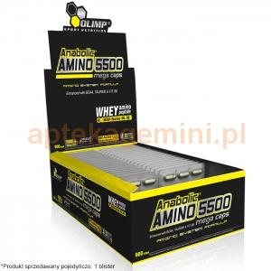 OLIMP Olimp, Anabolic Amino 5500, 30 kapsułek