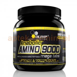 OLIMP Olimp, Anabolic Amino 9000, 300 tabletek