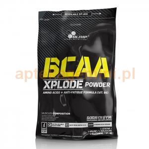 OLIMP Olimp, BCAA Xplode, cytryna, 1000g