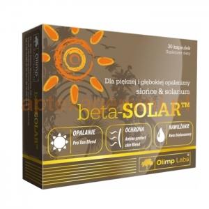 OLIMP Olimp, Beta Solar, 30 kapsułek