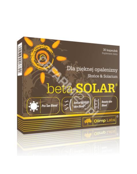 OLIMP LABS Olimp beta solar x 30 kaps