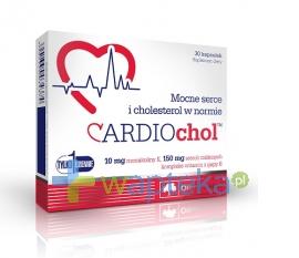 OLIMP LABORATORIES OLIMP Cardiochol koncentrat 30 kapsułek