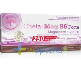 OLIMP LABORATORIES Olimp Chela-Mag B6 Forte 60 kaps.