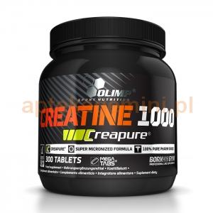 OLIMP Olimp, Creatine monohydrate 1000, 300 tabletek