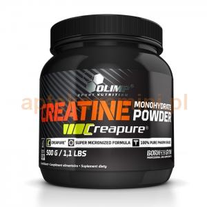 OLIMP Olimp, Creatine monohydrate Powder Creapure, 500g