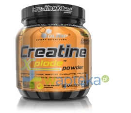 OLIMP LABORATORIES Olimp Creatine Xplode powder ORANGE 500g