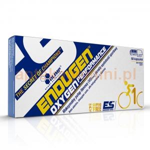 OLIMP Olimp, Endugen Oxygen Performance, 60 kapsułek