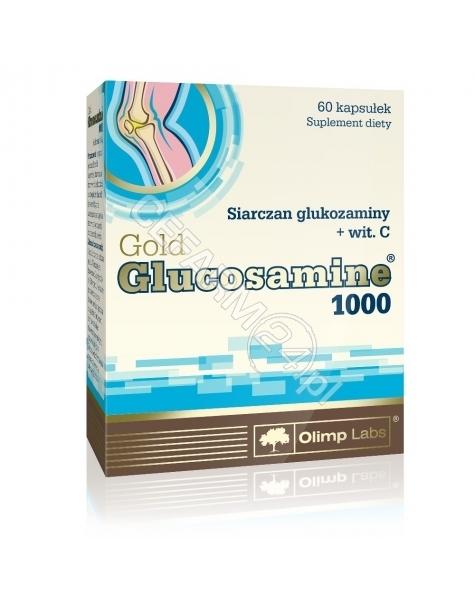 OLIMP LABS Olimp glucosamine gold 1000 x 60 kaps