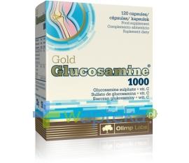 OLIMP LABORATORIES Olimp Gold Glucosamine 1000 120 kapsułki