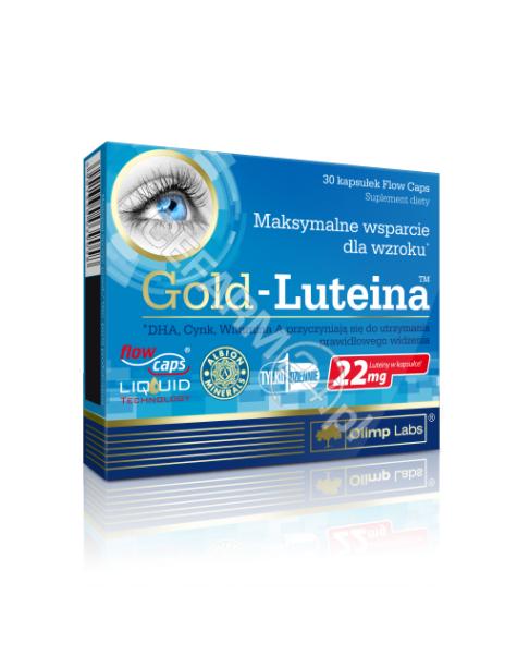 OLIMP LABS Olimp gold-luteina x 30 kaps