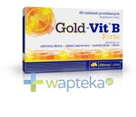 OLIMP Olimp, Gold-Vit B Forte, 60 tabletek