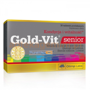 OLIMP Olimp, Gold-Vit senior, 30 tabletek