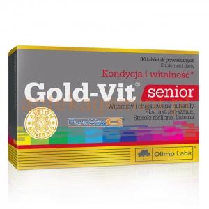 OLIMP LABORATORIES OLIMP Gold-Vit senior 30 tabletek