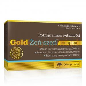 OLIMP Olimp, Gold Żeń-szeń complex, 30 tabletek
