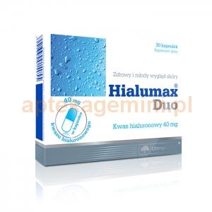 OLIMP Olimp, Hialumax Duo, 30 kapsułek