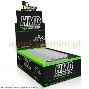 OLIMP Olimp, HMB 1250mg, 30 kapsułek