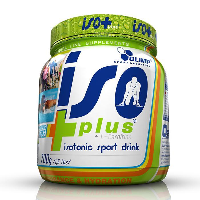 OLIMP Olimp, ISO Plus Powder, tropic blue, 700g
